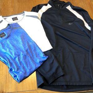 Men's Greg Norman golf shirts men's XL